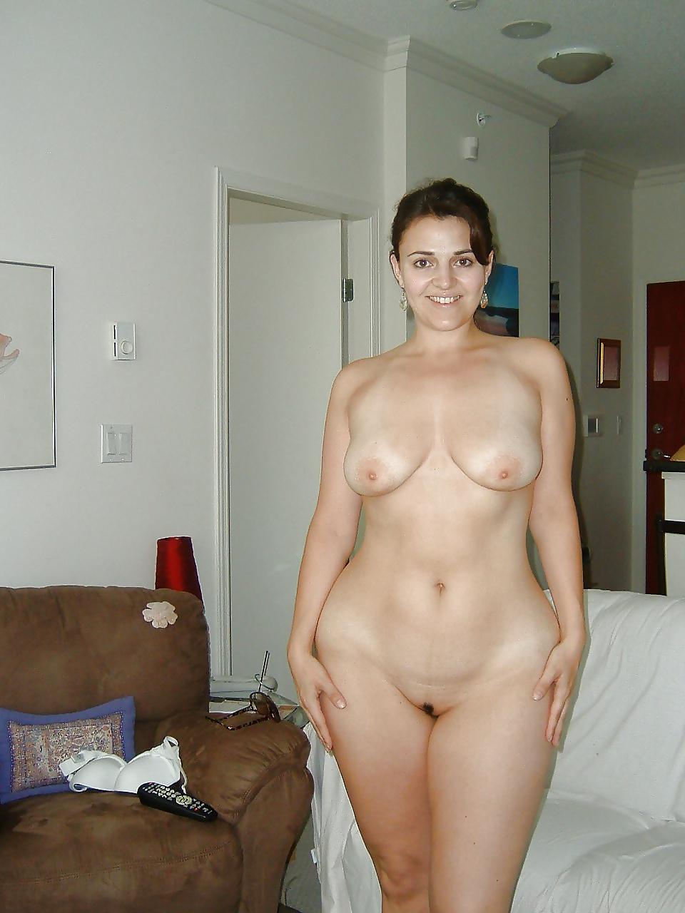 Ich habe natürlichen Körper mit grossem Körperteil