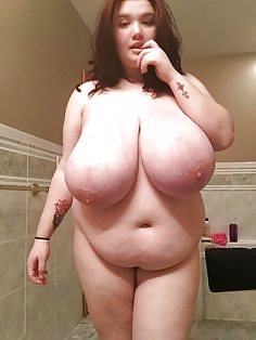 Riesengroße brüste