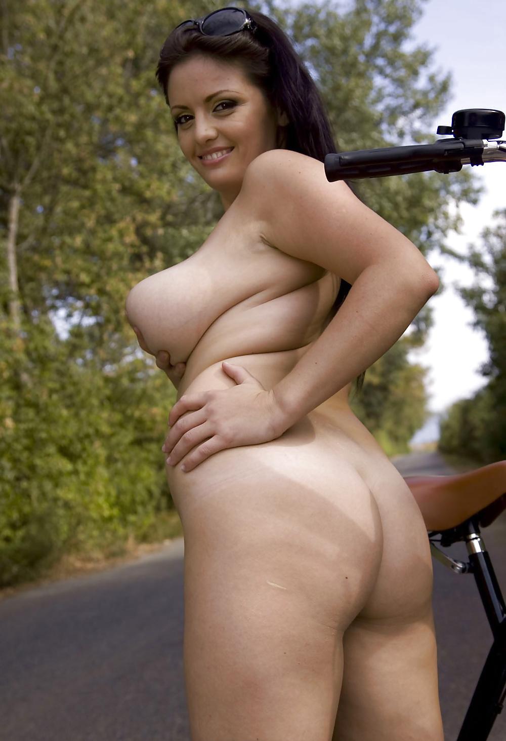 Sexy Dicke Frau