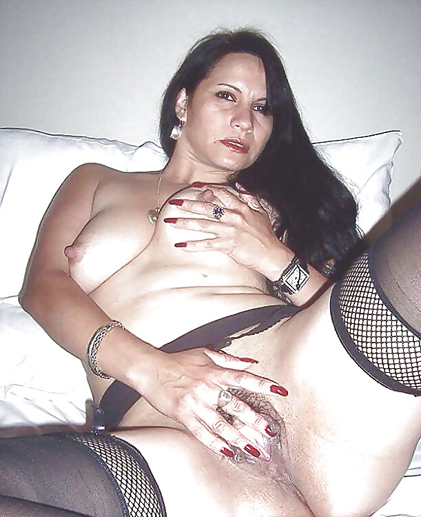 Frauen nackt großen reife brüsten mit Nackte Oma