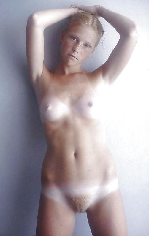 Sexy blondine porno
