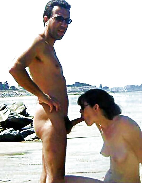 Sex neben dem Ufer, Gratis Bildern aus Oralsex